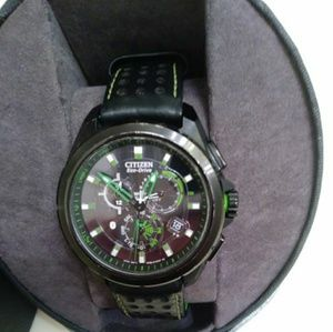 "Citizen Accessories - Citizen eco- drive ""proximity"" smart watch."